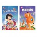 Alba-ca-zapada/ Bambi. 2 Povesti
