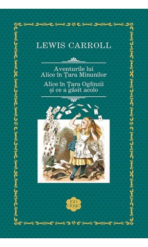 Aventurile lui Alice in Tara Minunilor. Alice in Tara Oglinzii si ce agasit acolo