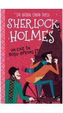 Sherlock Holmes. Un caz in rosu aprins
