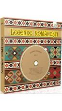 Legende Romanesti. Carte cu 2 CD-uri audio