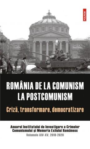 Romania de la comunism la...