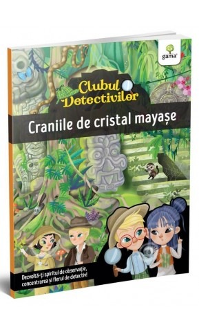 Clubul detectivilor : Craniile de...