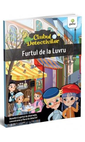 Clubul detectivilor : Furtul de la Luvru