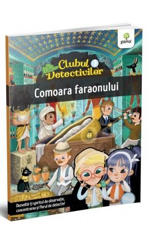 Clubul detectivilor : Comoara faraonului