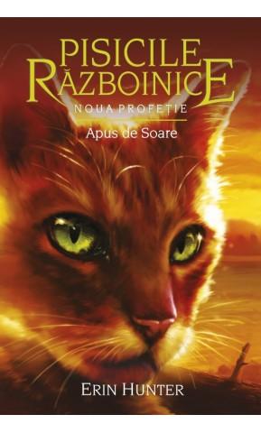 Pisicile Razboinice. Apus de soare....