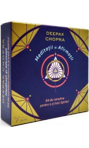 Meditatii si afirmatii. Set cartoline