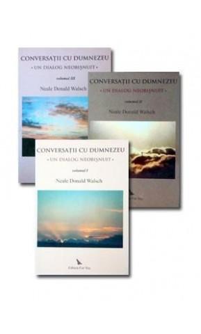 Conversatii cu Dumnezeu. Vol. I, II si III